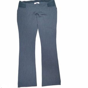 Isabel Maternity Side Stretch Boot Cut Pant